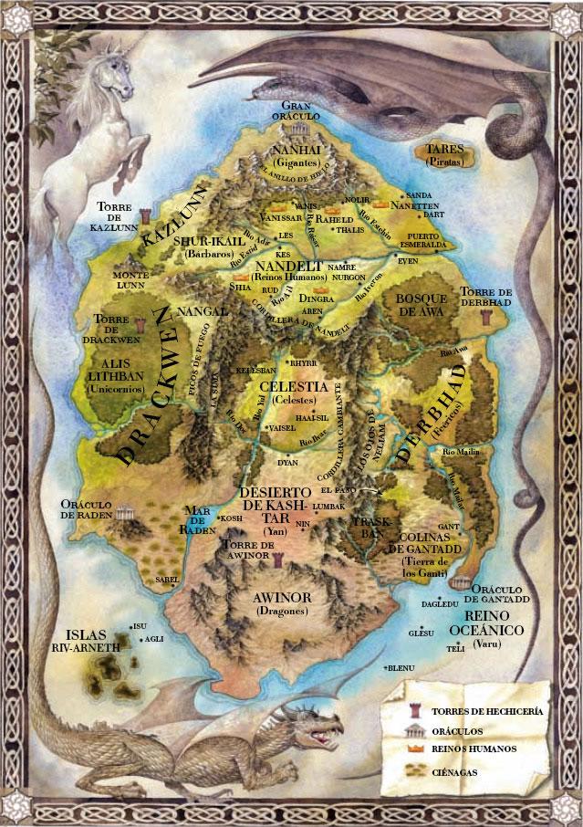 Búsqueda del tesoro idhunita :3 Mapaidhun2
