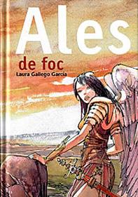 Ahriel I. Alas de fuego - catalan