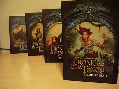 Nuevas ediciones de Crónicas de la Torre