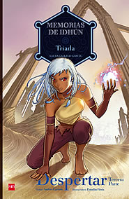 El séptimo cómic de Idhún, ¡ya en librerías!