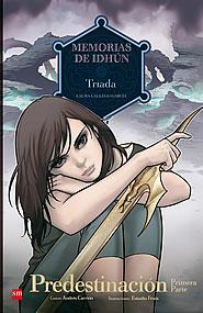 Portada del 8º cómic de Idhún