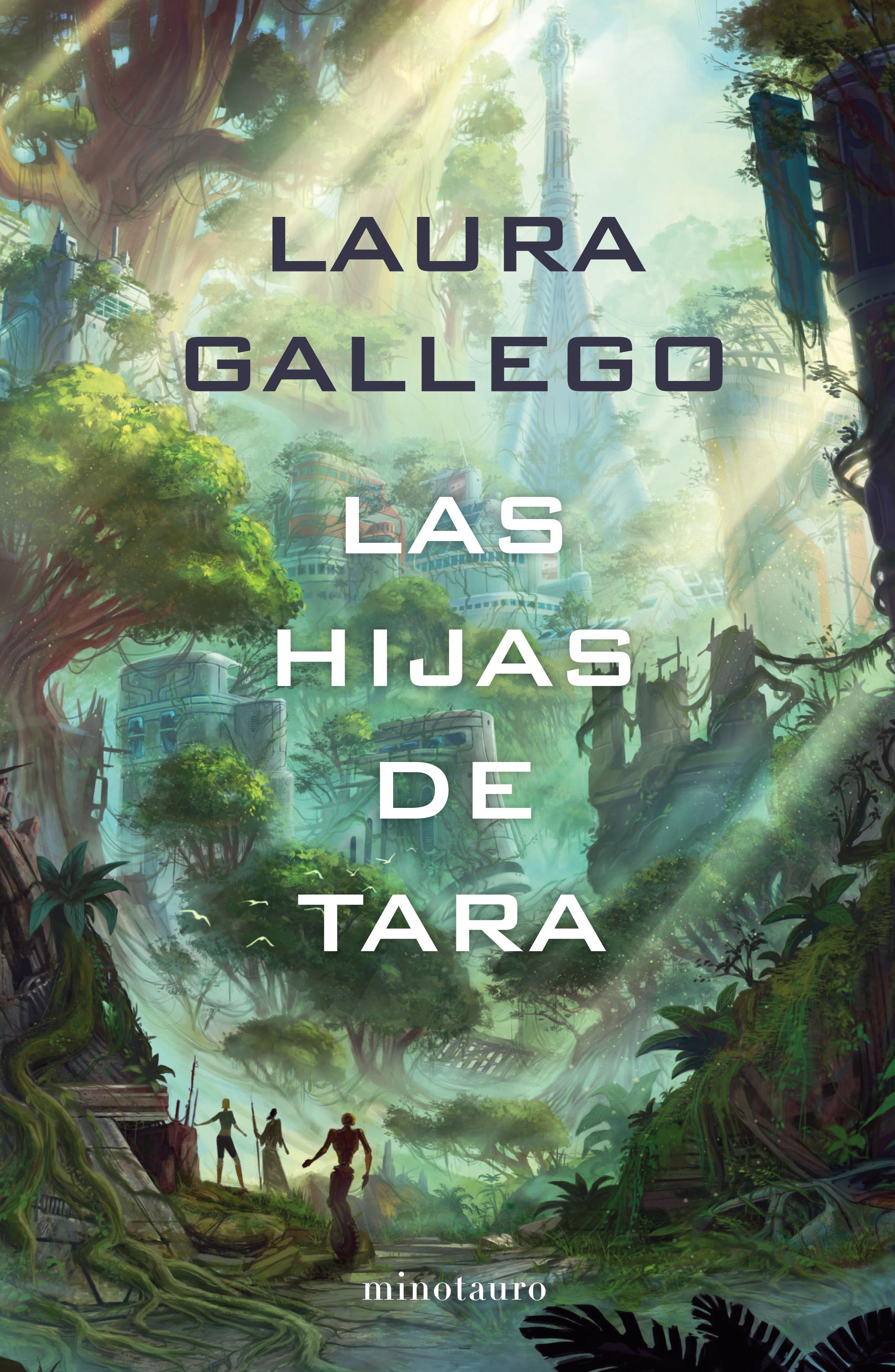 Resultado de imagen de Las hijas de Tara, Laura Gallego Minotauro