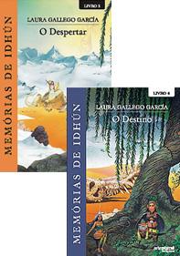 Memórias de Idhún. Livro 3: O Despertar, y Memórias de Idhún. Livro 4: O Destino.