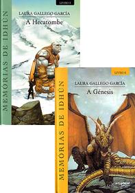 Memórias de Idhún. Livro 5: A Hecatombe, y Memórias de Idhún. Livro 6: A Génesis.