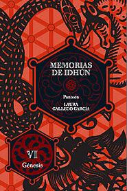 Memorias de Idhún. Panteón. (V. Convulsión y VI. Génesis)
