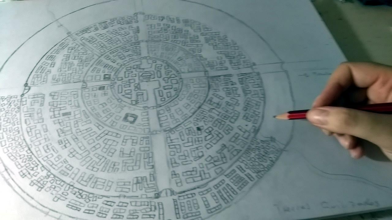 Está previsto que el tercer volumen incluya un mapa del mundo de Axlin que  incluya toda la geografía que se ...